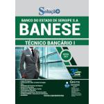 Apostila BANESE 2021 - Técnico Bancário I