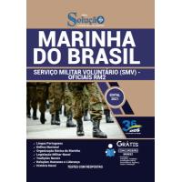 Apostila Marinha do Brasil 2021 - Serviço Militar Voluntário (SMV) - Oficiais RM2