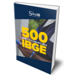 500 Questões IBGE (Cespe) - Gabaritadas