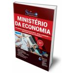 Apostila Ministério da Economia 2021 - Atividades Técnicas de Suporte - Nível Superior I - Nível Superior - Qualquer área de formação I