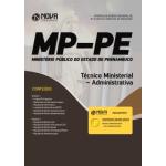 Apostila MP-PE 2018 - Técnico Ministerial - Administrativa