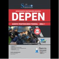 Apostila DEPEN- 2019 - Agente Penitenciário Federal - Área 1