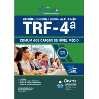 Apostila TRF 4º Região - 2019 - Comum aos Cargos de Nível Médio