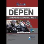 Apostila Departamento Penitenciário Nacional - DEPEN - 2019 - Agente Penitenciário Federal - Área 3