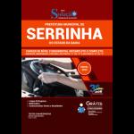 Apostila Prefeitura de Serrinha - BA 2020 - Comum aos Cargos de Nível Fundamental Incompleto e Completo