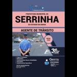 Apostila Prefeitura de Serrinha - BA 2020 - Agente de Trânsito