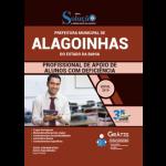Apostila Prefeitura de Alagoinhas - BA - 2019 - Profissional de Apoio de Alunos com Deficiência