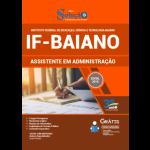 Apostila IF-BAIANO - 2019 - Assistente em Administração