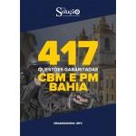 Caderno de Questões PM-BA - 417 Questões Gabaritadas