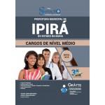 Prefeitura Municipal de Ipirá BA - Comum aos Cargos de Nível Médio