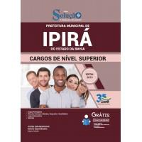 Prefeitura Municipal de Ipirá BA - Comum aos Cargos de Nível Superior