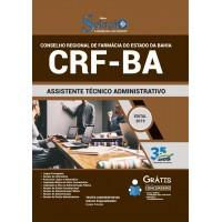 Apostila CRF-BA 2019 - Assistente Técnico Administrativo