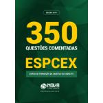 Caderno de Teste ESPCEX 2019 - Curso de Formação de Cadetes do Exército