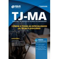 Apostila TJ-MA 2019 - Comum a Todas as Especialidades de Técnico Judiciário