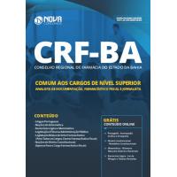 Apostila CRF-BA 2019 - Comum aos Cargos de Nível Superior