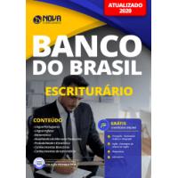 Apostila Banco do Brasil 2020 - Escriturário