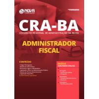 Apostila CRA-BA 2020 - Administrador - Fiscal