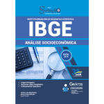 Apostila IBGE - 2019 - Analista Censitário (AC) - Análise Socioeconômica