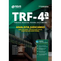 Apostila TRF 4 2019 - Analista Judiciário - Área Judiciária - Especialidade Oficial de Justiça Avaliador Federal