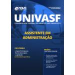 Apostila UNIVASF 2019 - Assistente em Administração