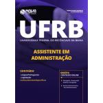 Apostila UFRB 2019 - Assistente em Administração