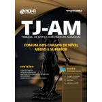Apostila TJ-AM 2019 - Comum aos Cargos de Nível Médio e Superior