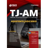 Apostila TJ-AM 2019 - Assistente Judiciário