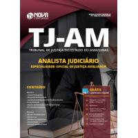 Apostila TJ-AM 2019 - Analista Judiciário - Especialidade: Oficial de Justiça Avaliador