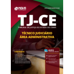 Apostila TJ - CE 2019 - Técnico Judiciário - Área Administrativa