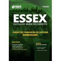 ESSEX 2019 - Curso de Formação de Oficiais - Enfermagem