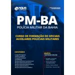 Apostila PM-BA 2019 - Curso de Formação de Oficiais Auxiliares Policiais Militares