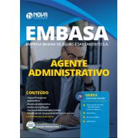 Apostila EMBASA 2020 - Agente Administrativo