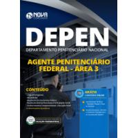 Apostila DEPEN 2020 - Agente Penitenciário Federal - Área 3