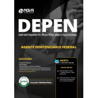 Apostila DEPEN 2019 - Agente Penitenciário Federal