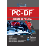 Apostila Polícia Civil - DF 2020 - Agente de Polícia