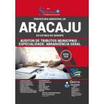 Apostila Prefeitura de Aracaju - SE 2020 - Auditor de Tributos Municipais - Especialidade: Abrangência Geral