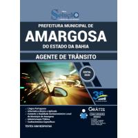 Apostila Prefeitura de Amargosa - BA 2020 - Agente de Trânsito