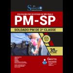 Apostila PM-SP - 2019 - Soldado PM 2ª Classe