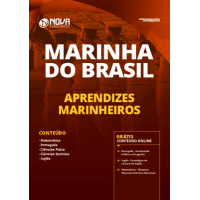 Apostila Marinha do Brasil 2019 - Aprendizes Marinheiros
