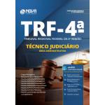 Apostila TRF 4 2019 - Técnico Judiciário - Área Administrativa