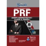 Apostila PRF - 2019 - Agente Administrativo - Classe A, Padrão I