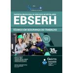 Apostila EBSERH 2019 - Técnico em Segurança do Trabalho