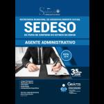 Apostila SEDESO-BA 2019 - Agente Administrativo