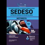 Apostila SEDESO-BA 2019 - Motorista