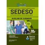 Apostila SEDESO-BA 2019 - Auxiliar de Cuidador