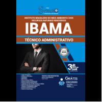 Apostila IBAMA 2020 - Técnico Administrativo