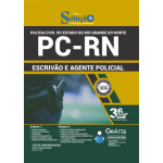 Apostila PC-RN 2020 - Escrivão e Agente Policial