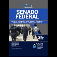 Apostila Senado Federal 2020 - Técnico Legislativo - Área: Polícia Legislativa - Especialidade: Policial Legislativo Federal