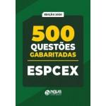 500 Questões ESPCEX - Gabaritadas