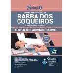 Apostila Prefeitura de Barra dos Coqueiros - SE 2020 - Assistente Administrativo